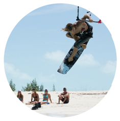 Kiteprovo Kiteboarding School Turks & Caicos