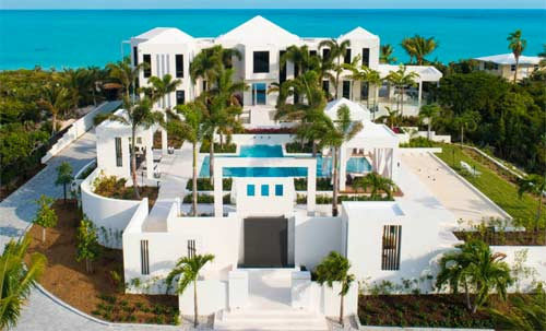 Where tostay in Turks and Caicos