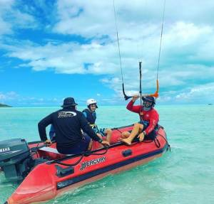 kiteboarding school in Turks and Caicos - Kiteboarding lessons